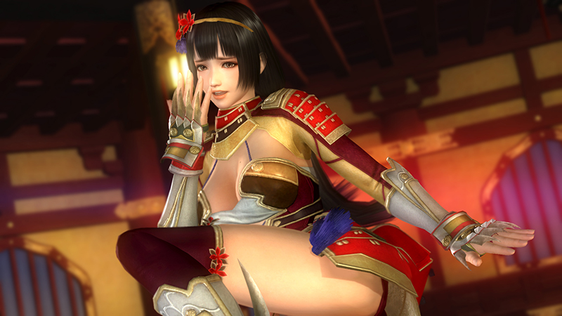 Dead or Alive 5 Ultimate: Arcade Naotora_03