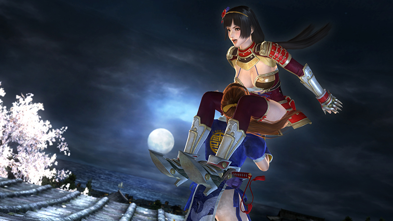 Dead or Alive 5 Ultimate: Arcade Naotora_05
