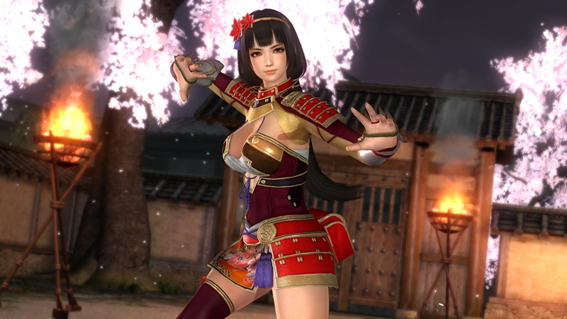 Dead or Alive 5 Ultimate: Arcade Naotora_06