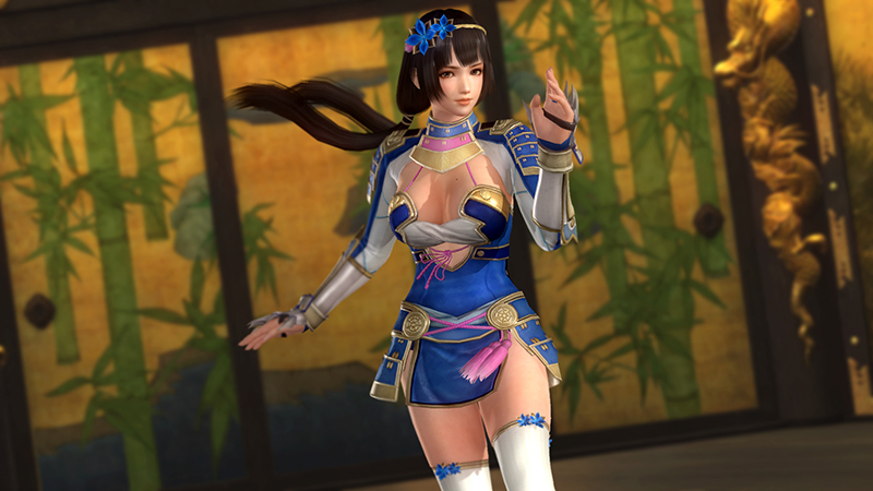 Dead or Alive 5 Ultimate: Arcade Naotora_07