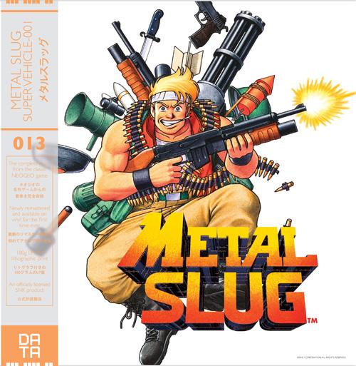 Metal Slug: Super Vehicle-001 vinyl soundtrack   Dd_ms_01
