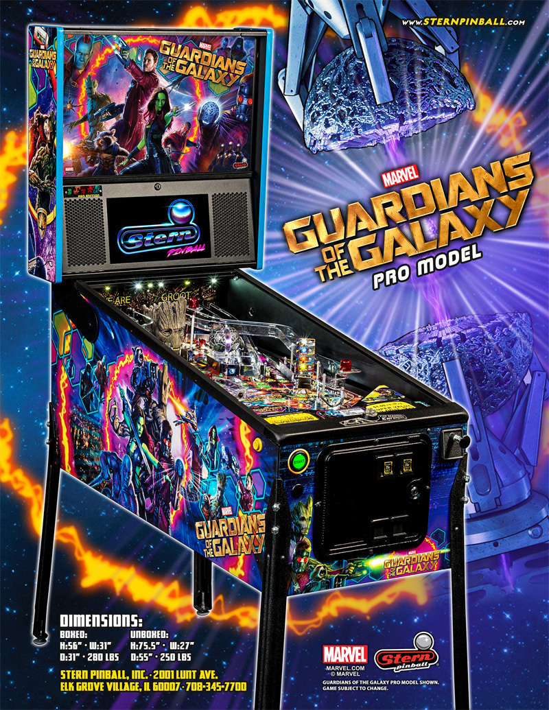 [Pinball] Guardians of the Galaxy Gog_04