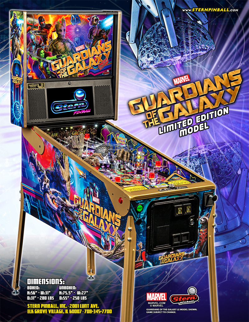 [Pinball] Guardians of the Galaxy Gog_06