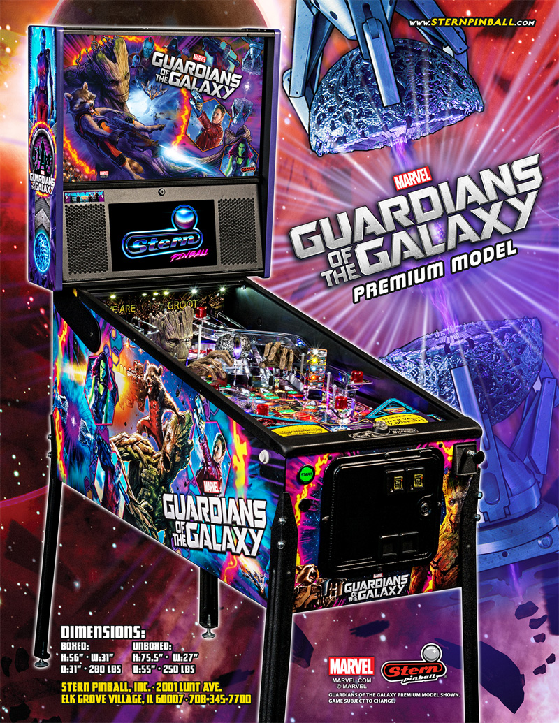 [Pinball] Guardians of the Galaxy Gog_08