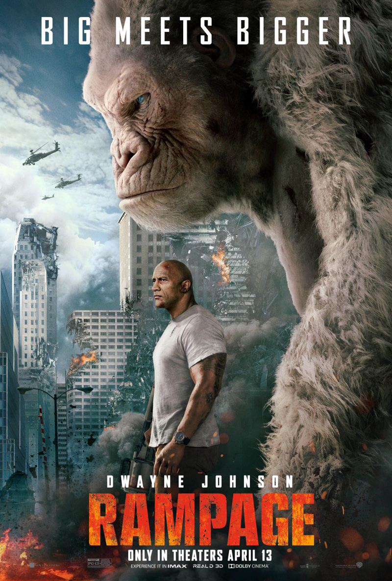 [Movie] Rampage Rampage_poster