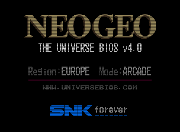 The Universe BIOS Ubios_01