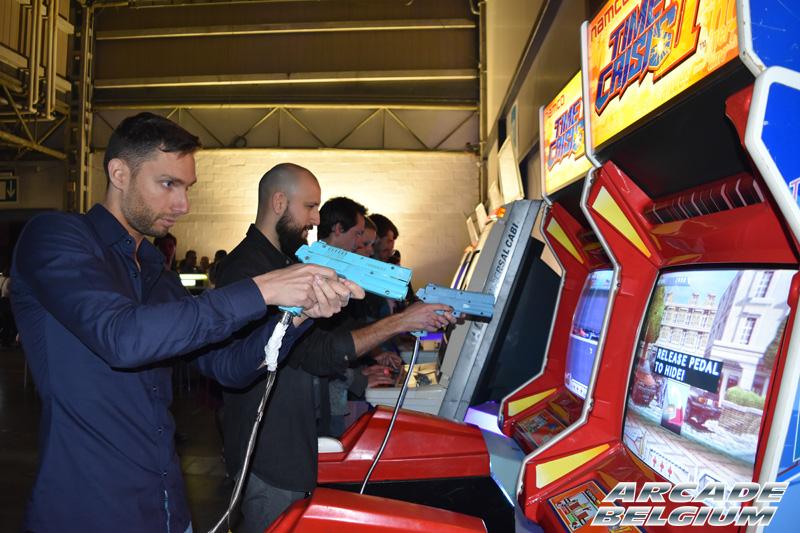 Arcade Belgium Tour 2019 La90s19_03