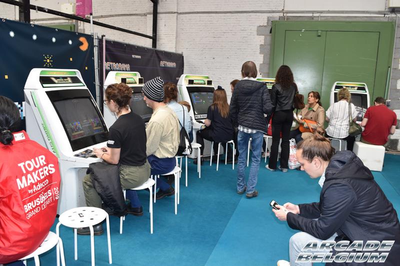 Arcade Belgium Tour 2019 Retrorama_03