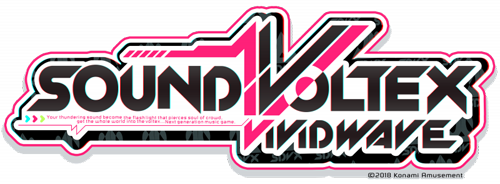 Sound Voltex Vivid Wave Sdvxvw_00