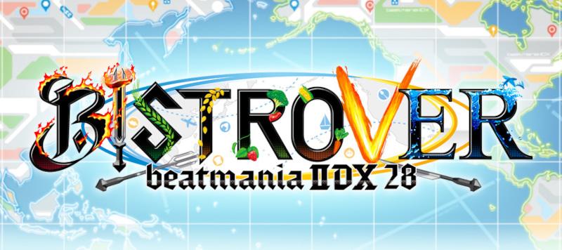beatmania IIDX 28 BISTROVER Bmiidx28_00