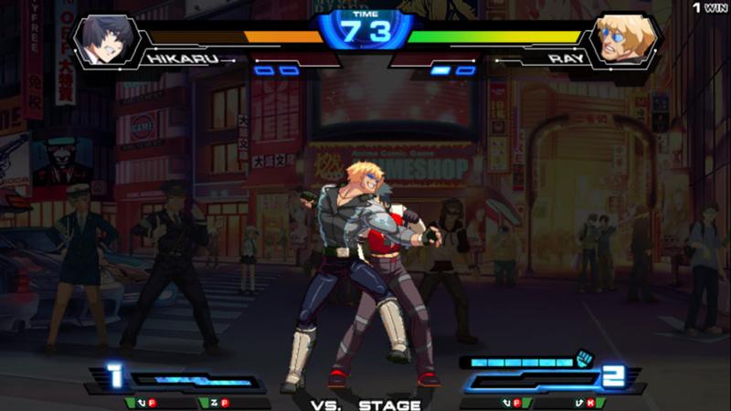 Chaos Code -Exact Xeno Attack- Chaosexa_09
