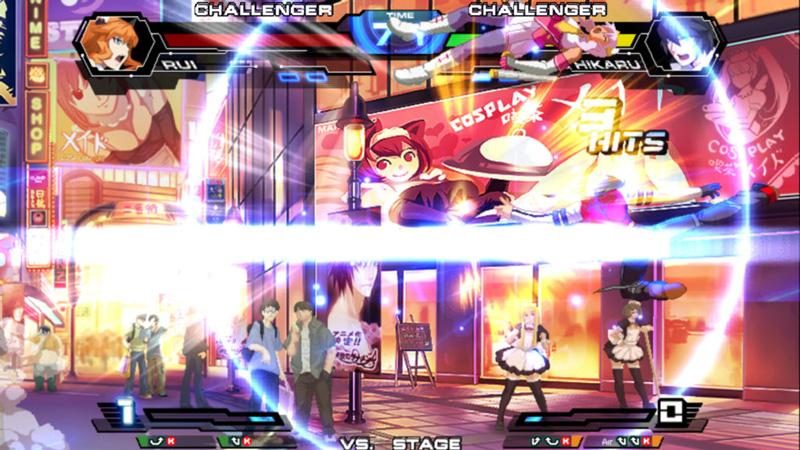 Chaos Code -Exact Xeno Attack- Chaosexa_12