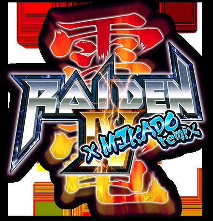 Raiden IV x Mikado Remix R4xmr_00