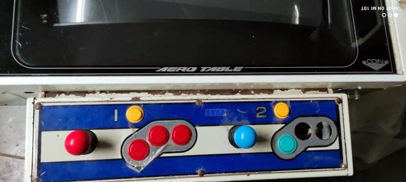 [Vends] Borne Sega Aero Table diminution prix 1850euro!!!!! Aero4