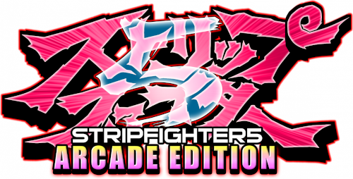 Strip Fighter 5 Arcade Edition Sf5ae_00b