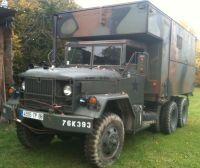 mon camion 1/?eme Rapture-Truck