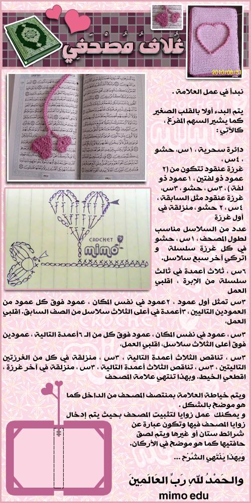 طريقة صنع غلآف للمصآحف ,,  Hwaml.com_1290705786_446