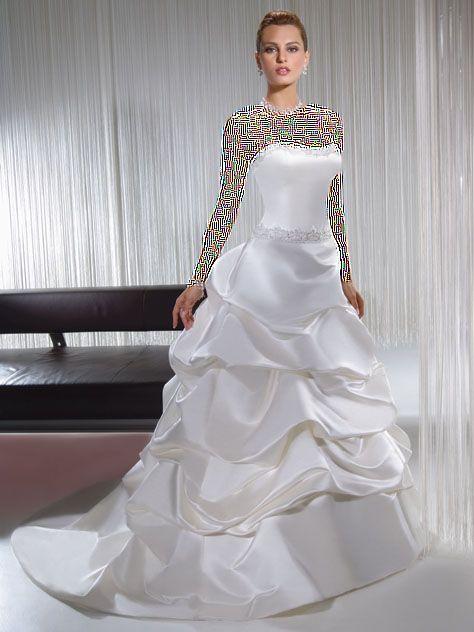 صور فساتين زواج 2013 Hwaml.com_1338164933_394