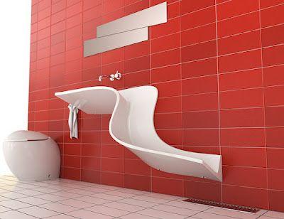 أحواض غريبة و جميلة لديكور الحمام   Hwaml.com_1341779088_703