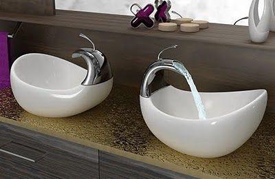 أحواض غريبة و جميلة لديكور الحمام   Hwaml.com_1341779089_964