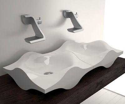 أحواض غريبة و جميلة لديكور الحمام   Hwaml.com_1341779093_336