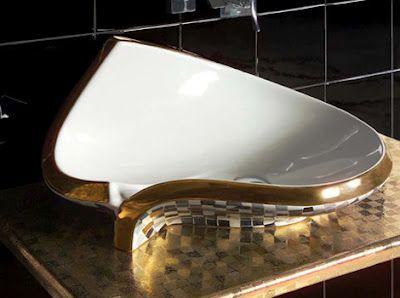 أحواض غريبة و جميلة لديكور الحمام   Hwaml.com_1341779094_852
