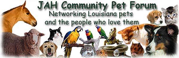 JAH Community Pet Forum