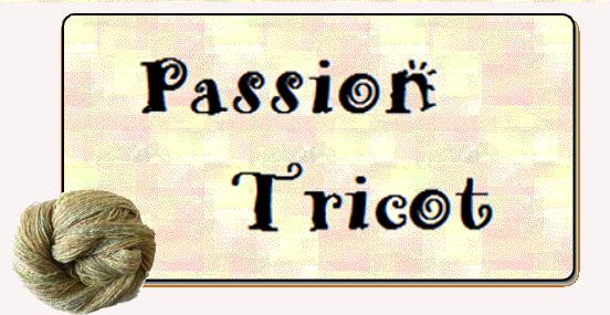 Passion : Tricot sur Machines à tricoter