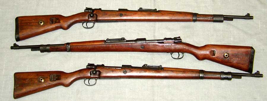 différences K98 preduzece /Zastava M48 MAUSER-K98