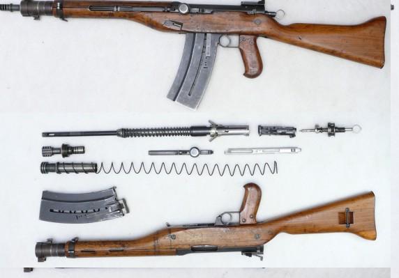 "System ""Blow forward""... Wow !i! AK-53"