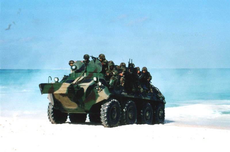 BTR- 70  Anfibio Infanteria de Marina México - Página 3 04_512