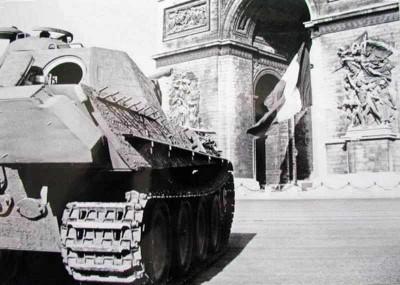 Un Ausf G marqué 2°DB T_062_panther