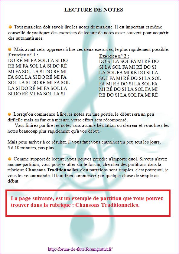 2) LES NOTES & LES SILENCES Notes3