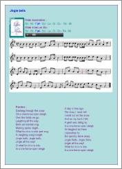 Chansons traditionnelles pour flûte en Do et Fa.
