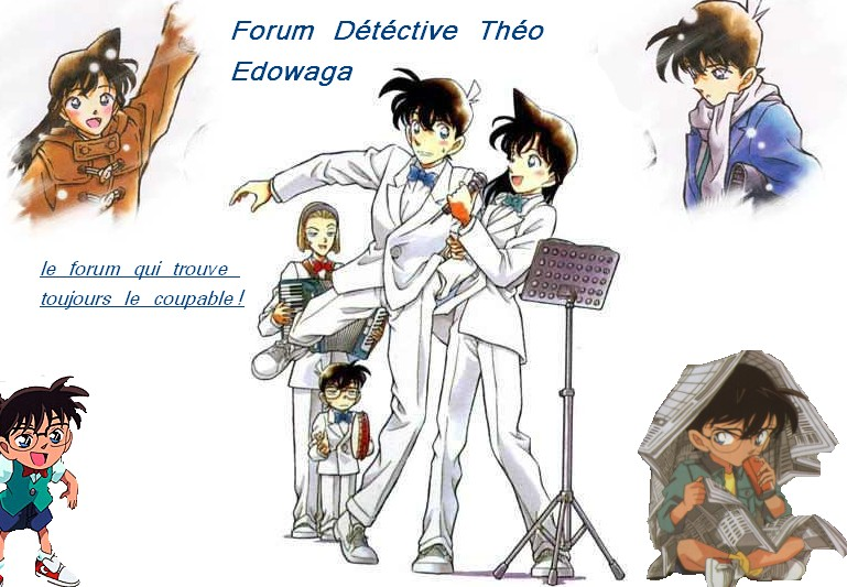 Sưu tầm ảnh của Ran và Shinichi Dcl2