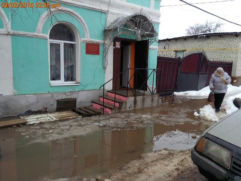 Ой. Снова потоп... а мы не знали, да и некогда нам. 145457120308419384