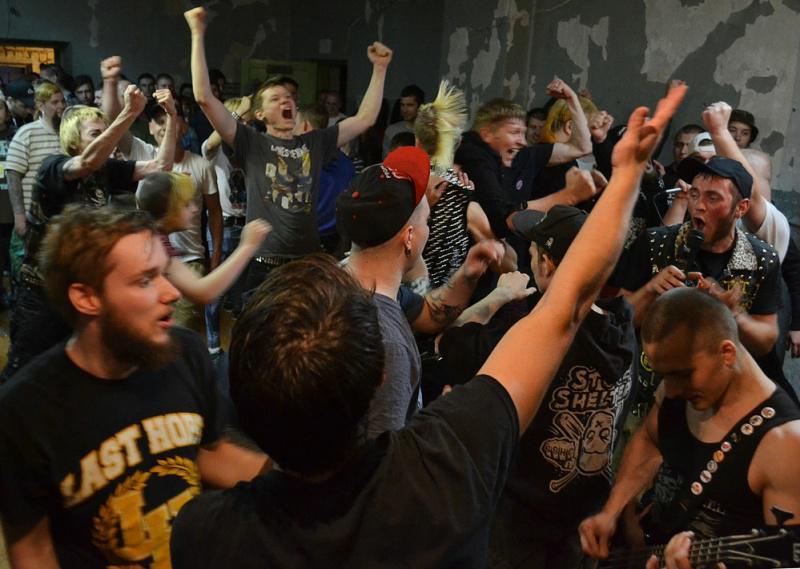 Панк фестиваль в Ермолово. 14656604608670253