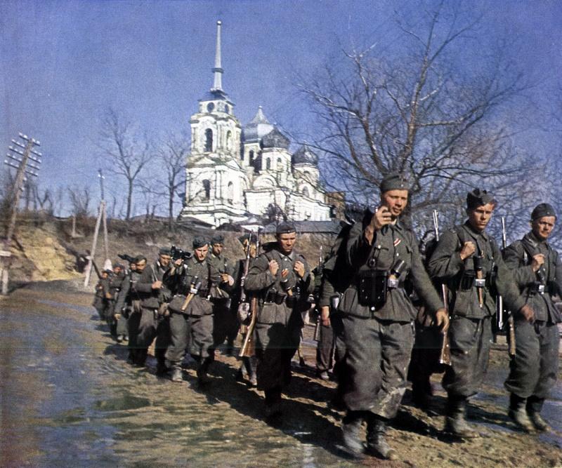171 Пехотный полк, 56 Пехотной дивизии Вермахта  151199051721989782