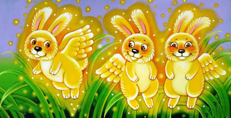 Солнечный зайчик» - Хорошее настроение 151706437957056590