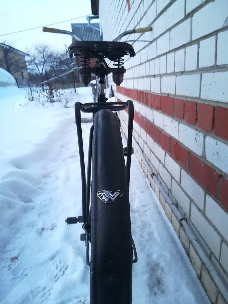 Немецкий велосипед фирмы WANDERER 151914229455566489