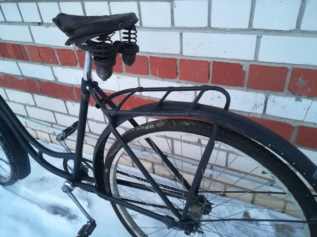 Немецкий велосипед фирмы WANDERER 151914231726292071