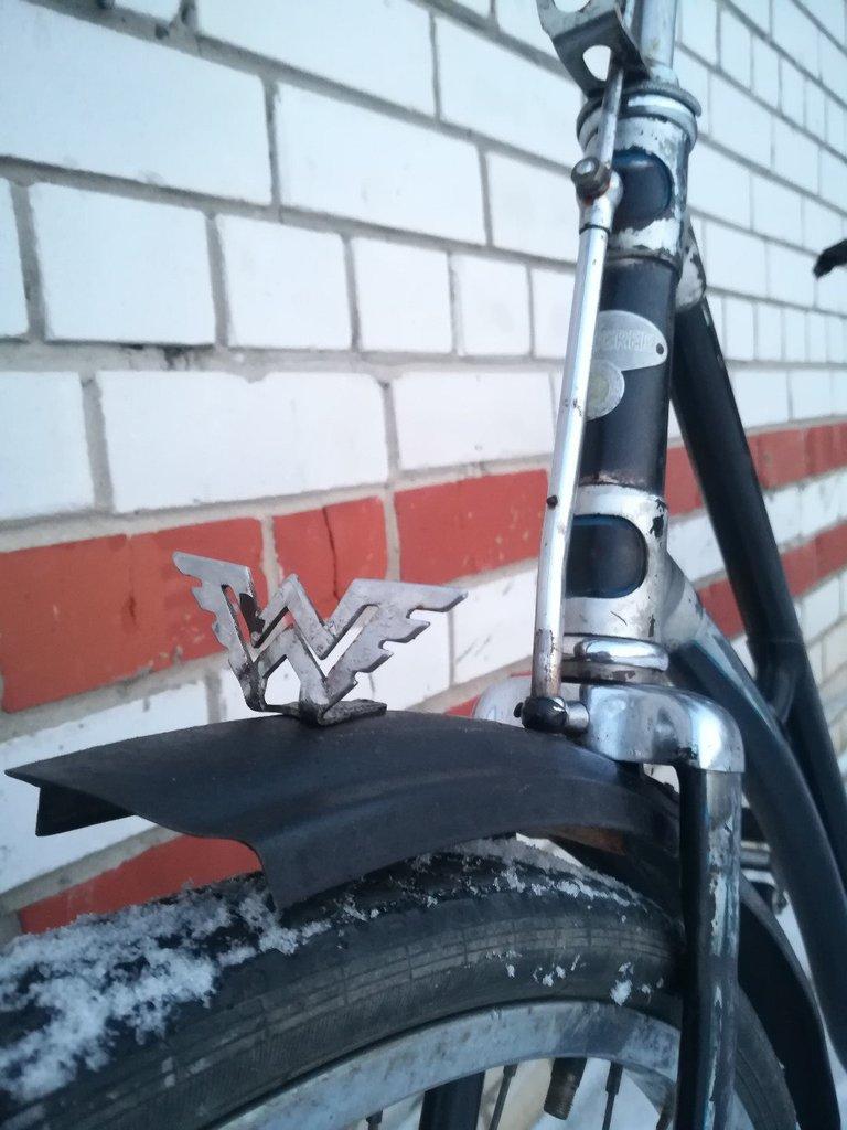Немецкий велосипед фирмы WANDERER 15191423543490738