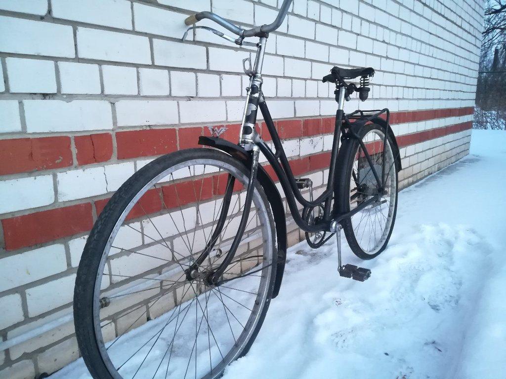 Немецкий велосипед фирмы WANDERER 151914237743498523