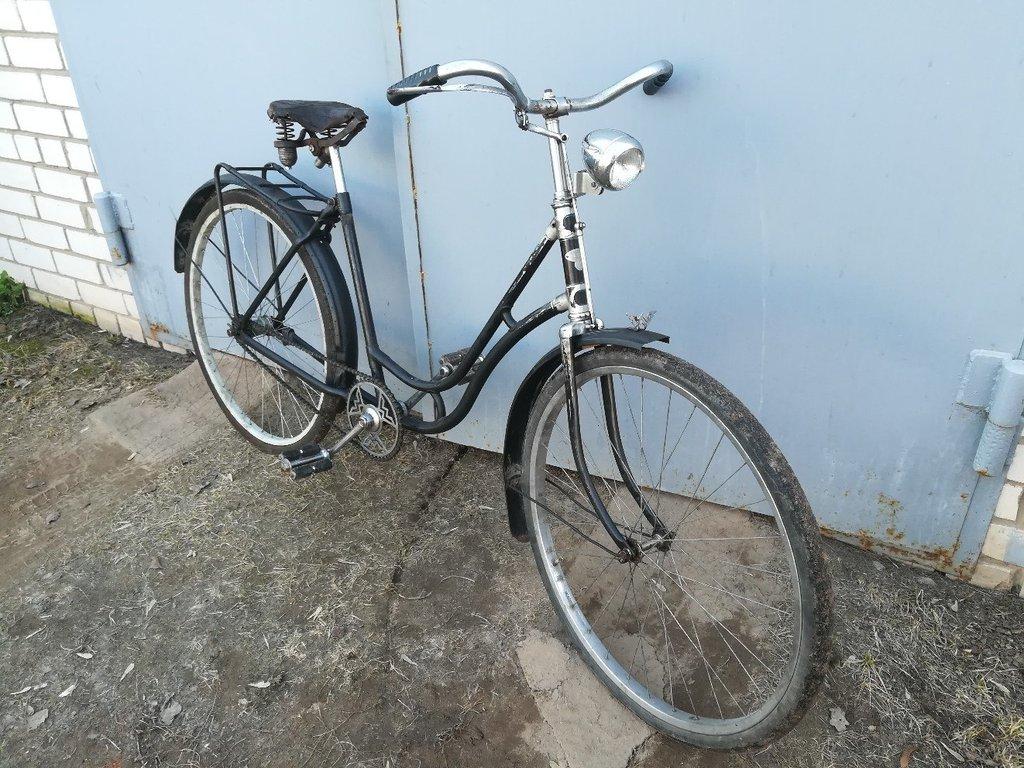 Немецкий велосипед фирмы WANDERER 152382192608467668