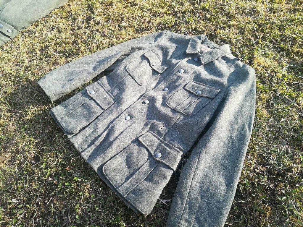 Комплект формы солдата ВЕРМАХТА  152484216365179464