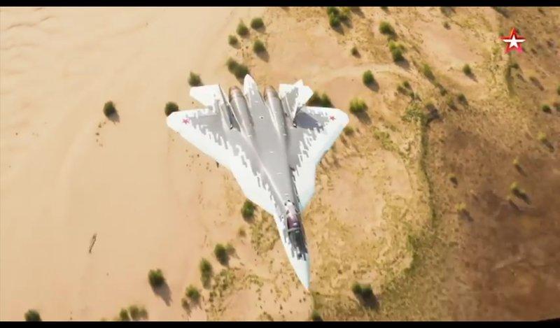 مقاتله Sukhoi T-50 PAK FA سيتغير اسمها الى Su-57  - صفحة 5 154170140100176270
