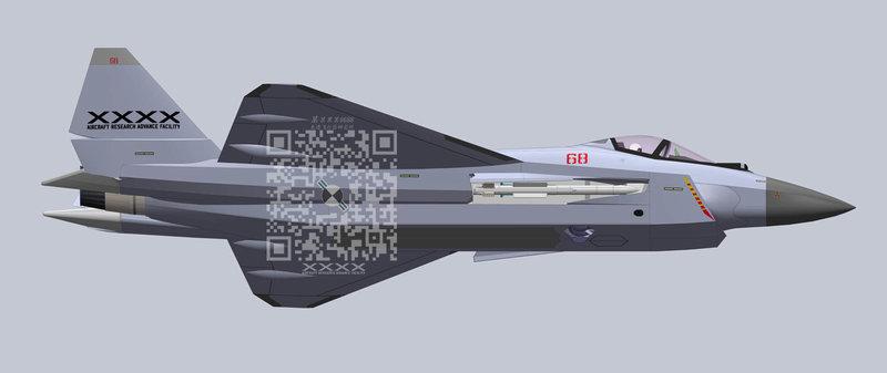 """Sukhoi LTS """"Checkmate"""" #2 162771736601197398"""