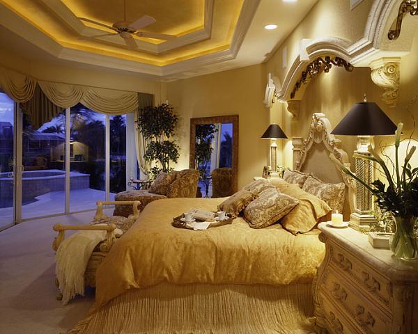 أفكار مبتكرة لخلفيات السرير