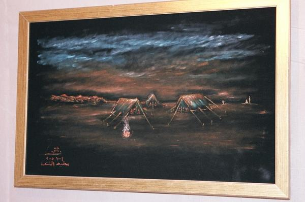 لوحات الرسام المبدع ثائر شفيق الفلسطيــني في الولايات المتحدة D71c981294d5ca102e8804b030ea2337