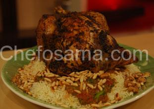 دجاج بحشو البسمتي  337165_01242311633